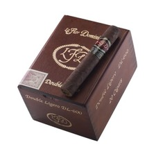 La Flor Double Ligero Natural 600 Box of 20